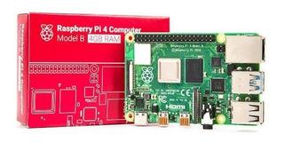 Raspberry Pi 4 Model B 4gb Ram (local En Wilson)