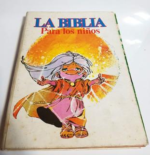 La Biblia Para Los Niños Encuadernacion Y Fasciculos 1981