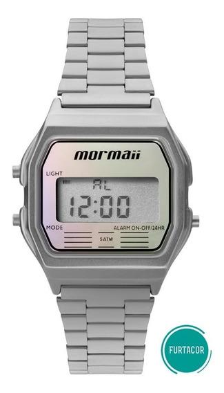 Relógio Mormaii Feminino Vintage Mojh02aq/3k Digital Furtaco