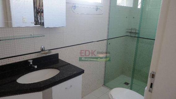 Apartamento Com 2 Dormitórios Para Alugar, 80 M² Por R$ 1.500/mês - Barranco - Taubaté/sp - Ap0239