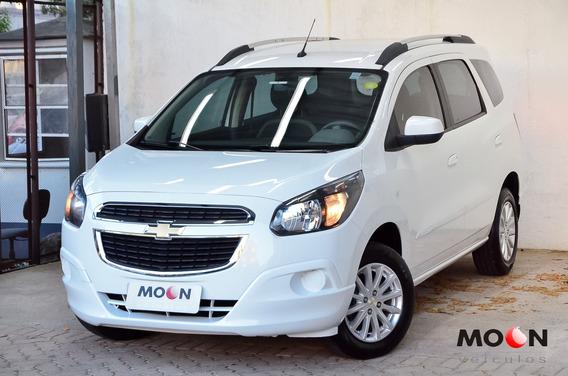 Chevrolet Spin Lt At 2016 Branca Único Dono Revisões Linda