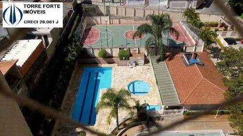 Apartamento Com 2 Dormitórios E 1 Vaga Na Vila Ema - 2093