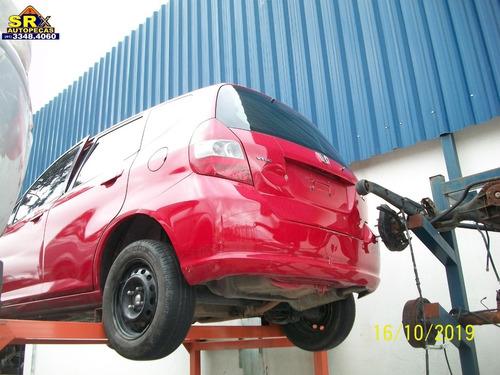 Honda Fit Ex 1.5 Flex Aut 2005