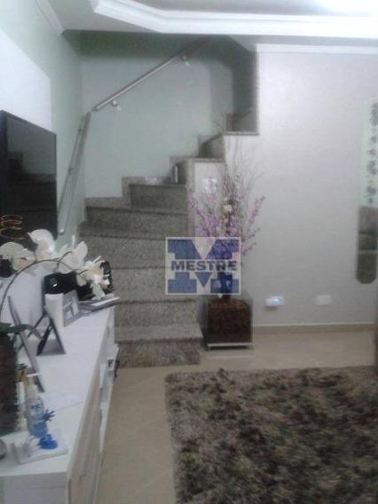 Sobrado Residencial À Venda, Vila Das Bandeiras, Guarulhos. - So0366