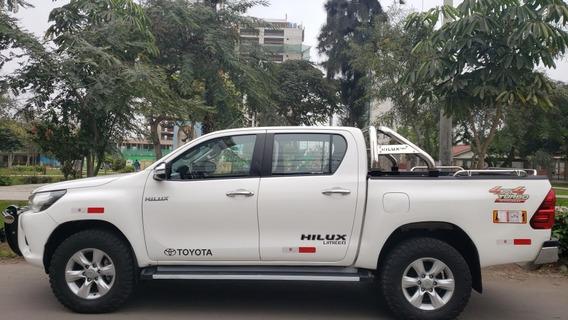 Toyota Hilux Toyota Hiluxsrv 2016