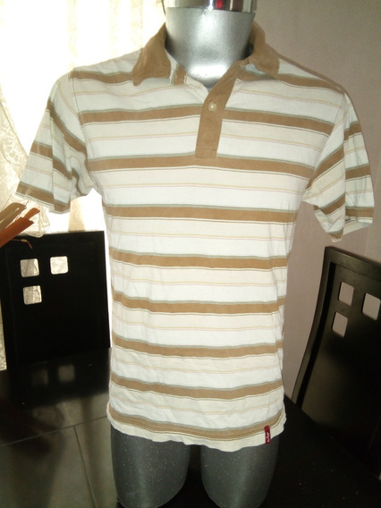 Playera Polo Marca Levi