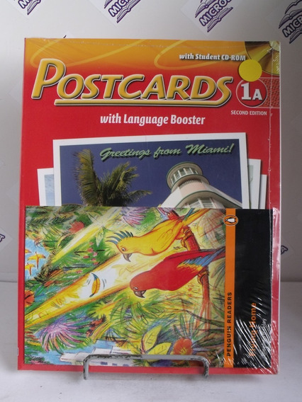 Livro Postcards 1a With Language Booster Second Edition