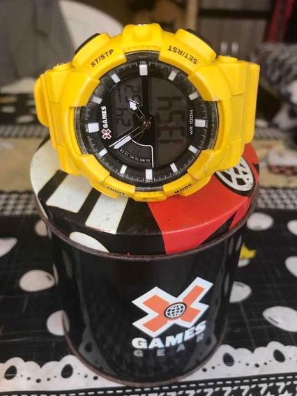 Relógio X Games Masculino Original