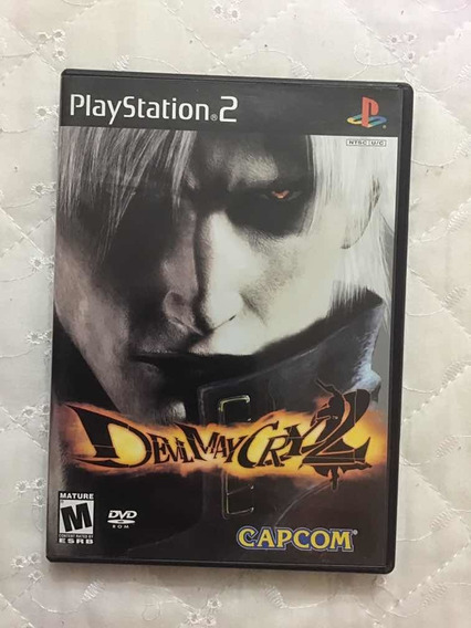 Game - Devil May Cry 2 - Ps2