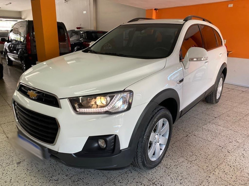 Chevrolet Captiva Ls 2017