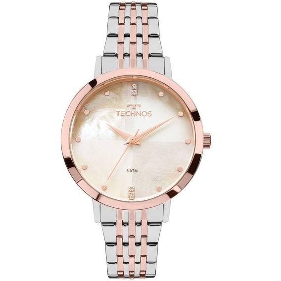 Relógio Technos Trend Feminino 2036mji/5b
