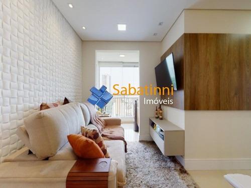 Apartamento A Venda Em Sp Barra Funda - Ap03842 - 68999413