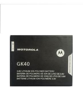 Bateria Gk40 Pila Moto G4 Play Moto G5 Moto C Moto E4 Gk40