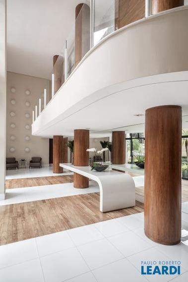 Apartamento - Moema Índios - Sp - 593899