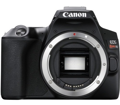 Câmera Digital Canon Eos Rebel Sl3 Dslr (apenas Corpo)