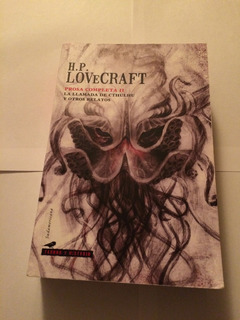 H.p. Lovecraft Prosa Completa Ii