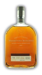 Whisky Woodford Reserve Bourbon 1 Litro