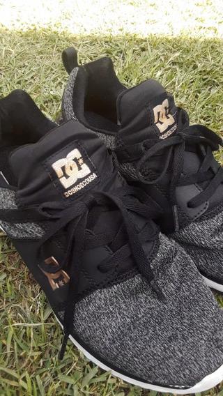 Zapatillas Dc Usadas