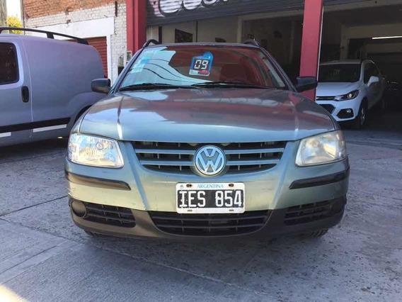 Volkswagen Gol Country 1.6 Comfortline 2009 Unica Mano