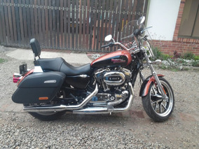 Harley Davidson Xl 1200t Sportster