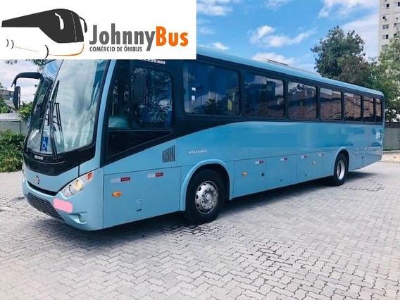 Ônibus Rodoviário Marcopolo Ideale - Ano 2014/15 - Johnnybus