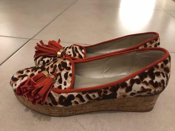 Zapatos Sibyl Vane Animal Print