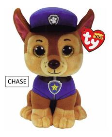 Ty Beanies Boos Patrulha Canina Chase Patrulha Canina Dtc