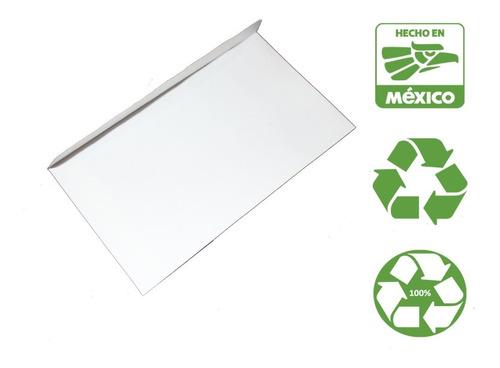 Sobre Ordinario Blanco Tamaño Carta (paq. 200 Pza) Ecológico