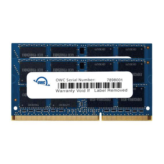 Memoria Ram Owc Ddr3 De 8 Gb 1066mhz