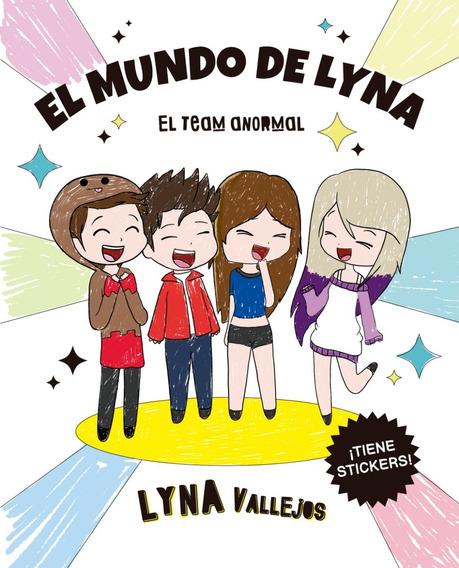 Libro El Mundo De Lyna - Lyna Vallejos