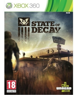 State Of Decay Xbox 360 | Xbox 360 Digital