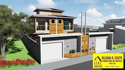 Casa Duplex- Vista Mar Itaipuaçu- 3 Qts(2 Suítes) - R$ 450 Mil - 338