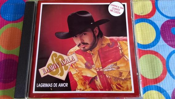 Ramon Ayala Cd Lágrimas De Amor Cuanto Me Cuesta
