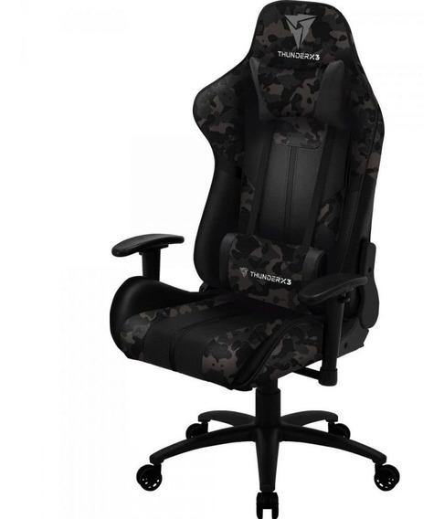 Cadeira Gamer Bc3 Camo/cz Thunderx3 Black Hawk