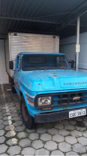 Chevrolet D10 Baú