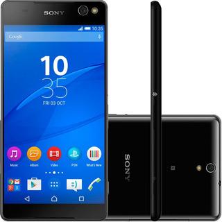 Sony Xperia C5 Ultra E5563 16gb Dual 4g 13m Preto Vitrine 2