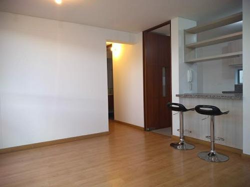 Apartamento En Venta La Felicidad 638-2503