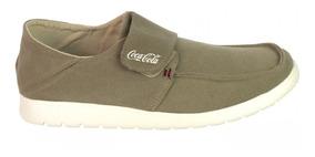Tênis Masculino Coca-cola Plain Cc1237