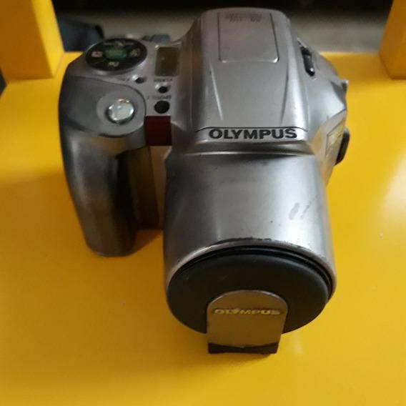 Câmera Fotografica Analógica Antiga Olympus Panorama Is 20