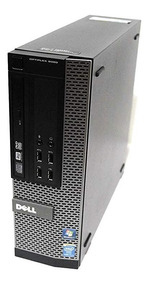 Desktop Dell Optiplex 9020 Mini I5-4570 4gb Hd 500 4° Ger.