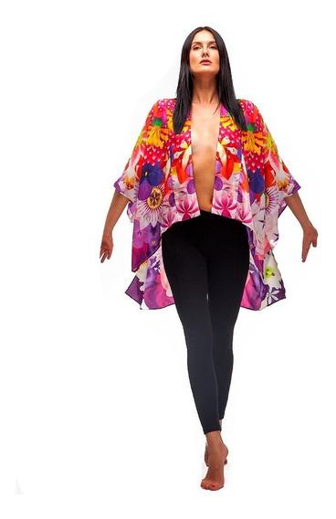 Camisa Para Mujer De Seda Sueter Camisola Casa Florecer