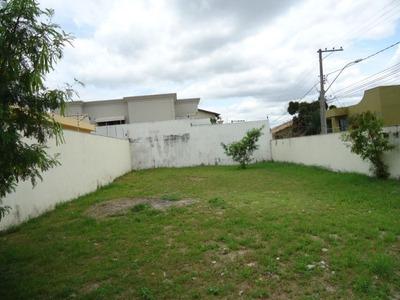 Lote De Esquina Murado Com Área De 437m², Mata Da Praia, Vitória - Es. - 320