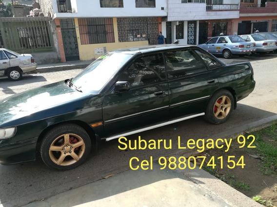 Subaru Legacy Legacy 1992