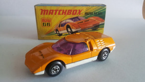 Matchbox Superfast-mazda Rx500-nº 66 - 1971