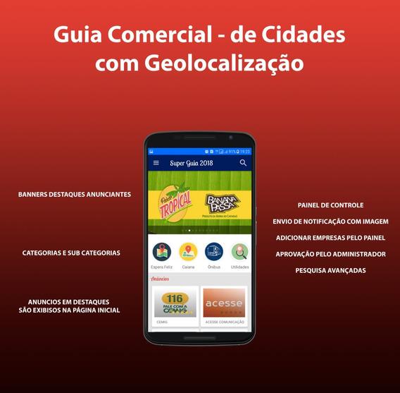 Aplicativo Guia Comercial Android - Oferta De São João