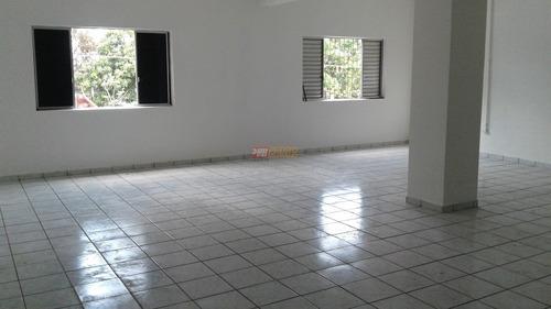 Sala Comercial No Bairro Rudge Ramos Em Sao Bernardo Do Campo - L-28957