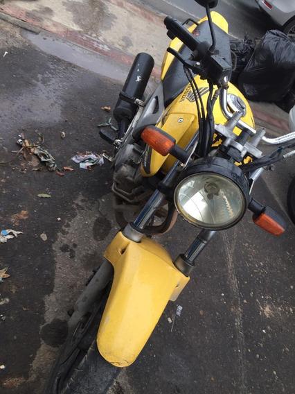 Honda Cbx 250 Twister Pra Roça/ Sem Documentação