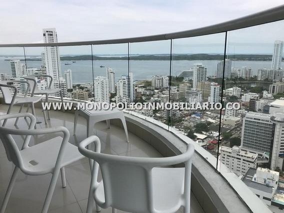 Apartamento Amoblado Renta Cartagena Cod: 13728