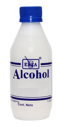 Alcohol Etilico Al 70% 250 Ml.