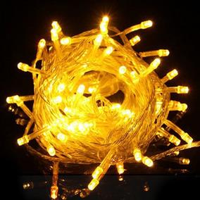 Guirnalda luces led calidas adornos y decoraci n del - Luces led calidas ...